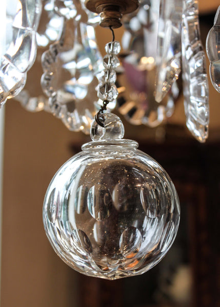 French Crystal Chandelier (12-Light)