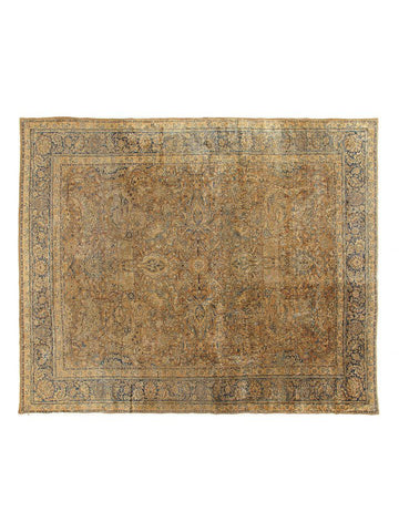 Antique Meshad Rug