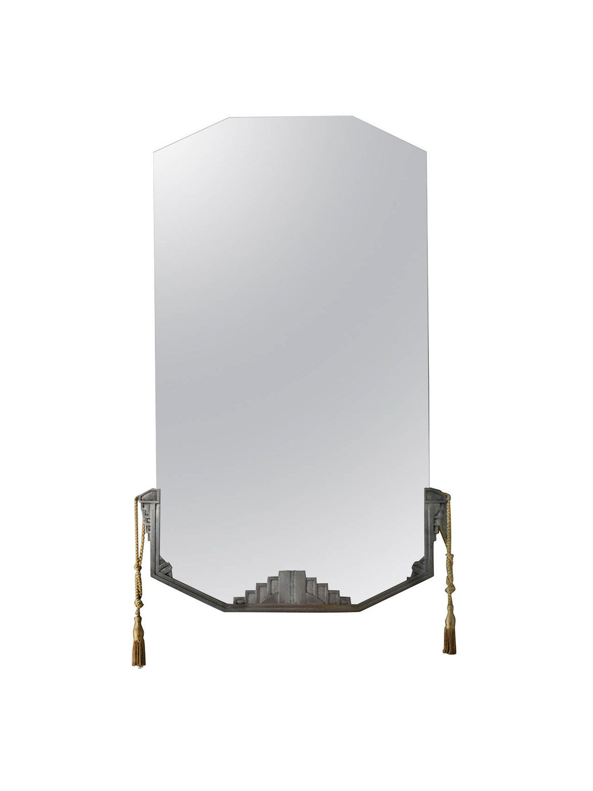 Art Deco Mirror in the Manner of L. Charles