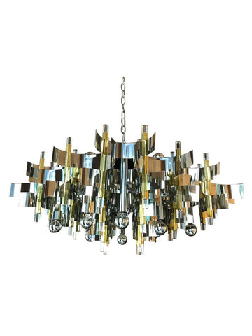 Chandelier by Gaetano Sciolari