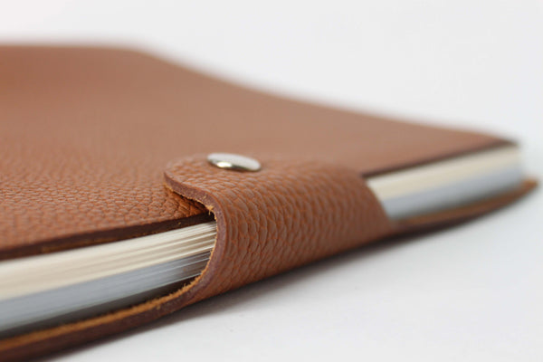 Hermes Togo Leather Notebook