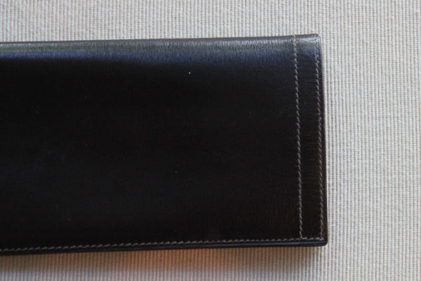 Hermès Leather Eyeglass Pouch