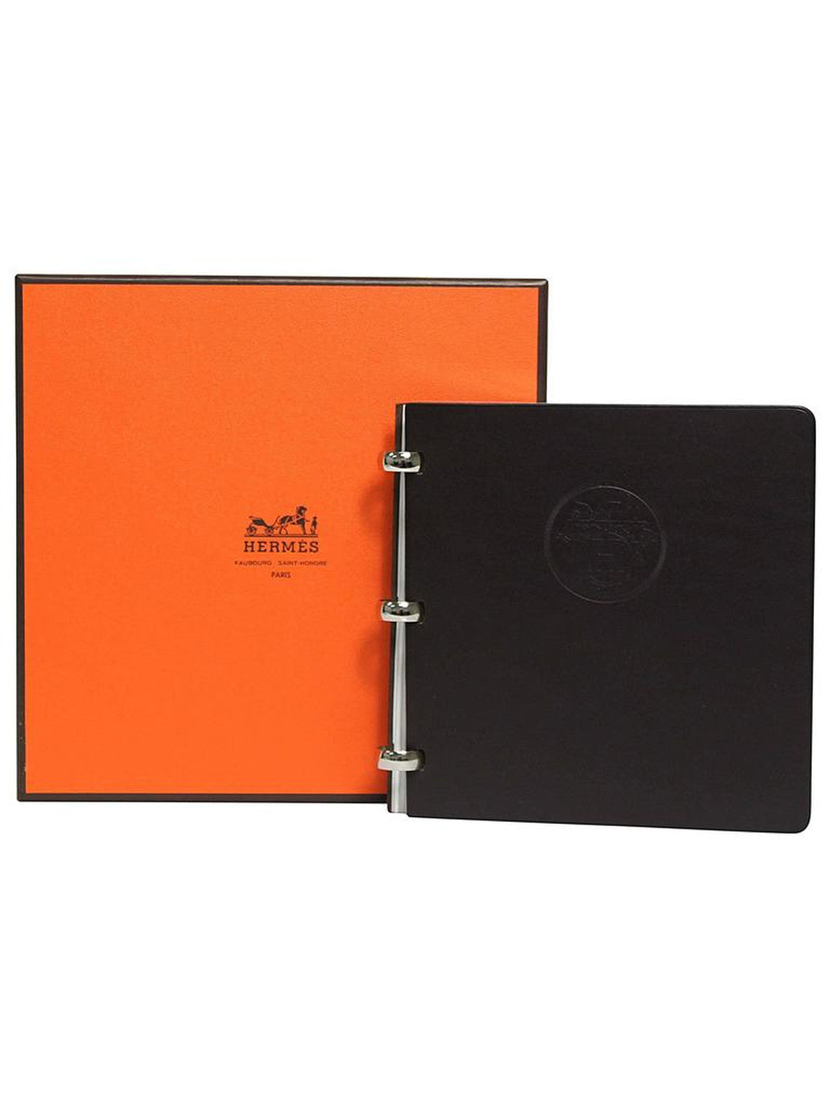 Hermès Leather Note Pad