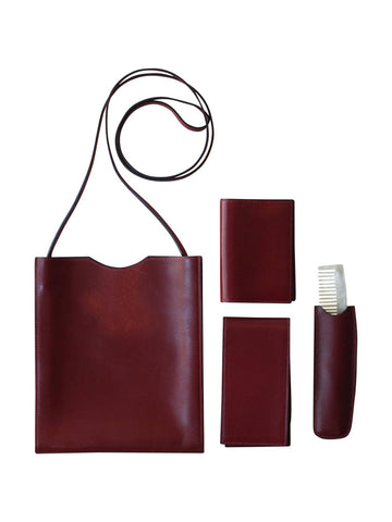 Hermès Travel Pouch with Accessories