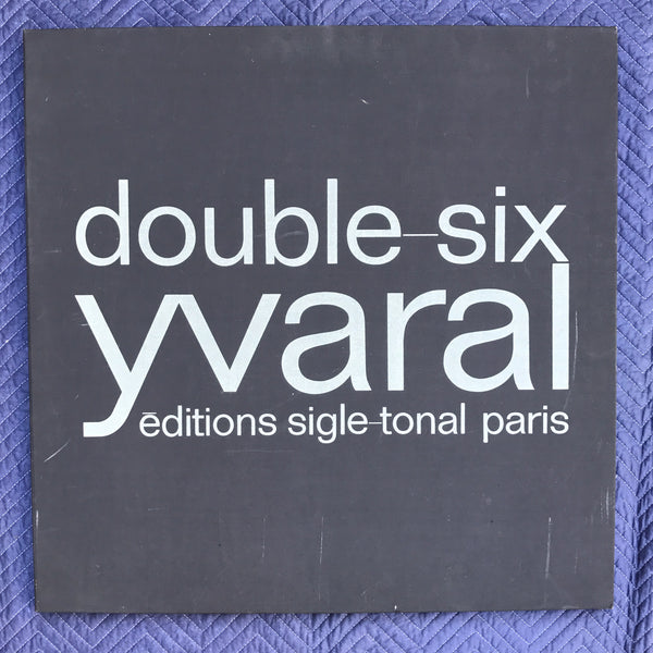 Double Six Serigraphs by Yvaral