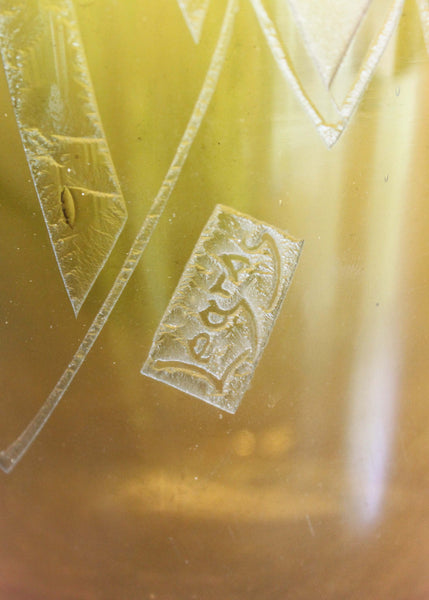 Legras Glass Signature