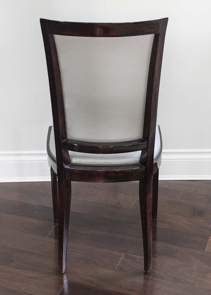 Set of Eight Art Deco Dining Chairs