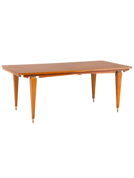French Mid-Century Dining Table