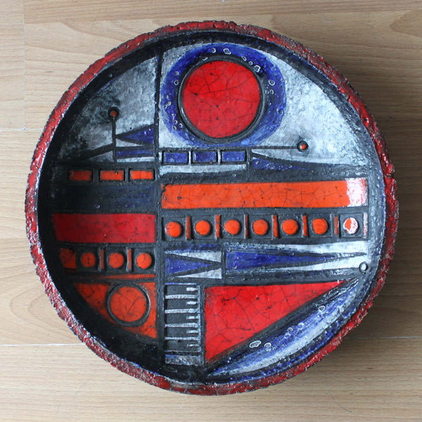 Modernist Pottery Bowl
