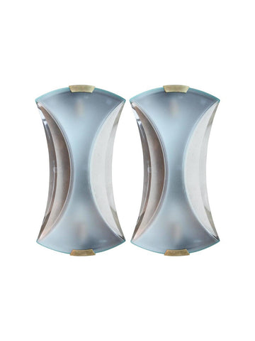 Pair of Max Ingrand for Fontana Arte Wall Sconces