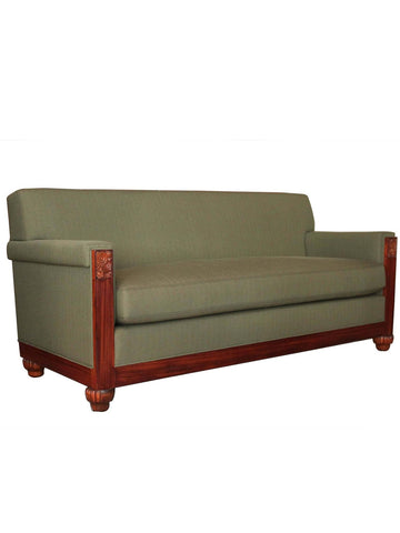 Sofa Attributed to Paul Follot