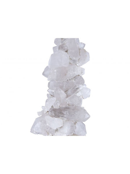 Quartz Crystal Table Lamp