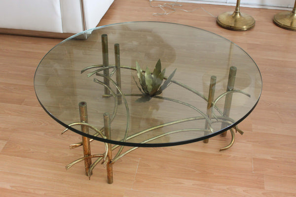 Silas Seandel Lotus Cocktail Table