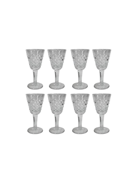 Waterford Alana Crystal Aperitif Glasses