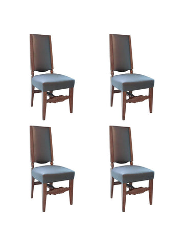 White Oak Dining Chairs