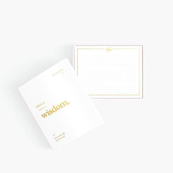 Words of Wisdom Note Cards - Revel