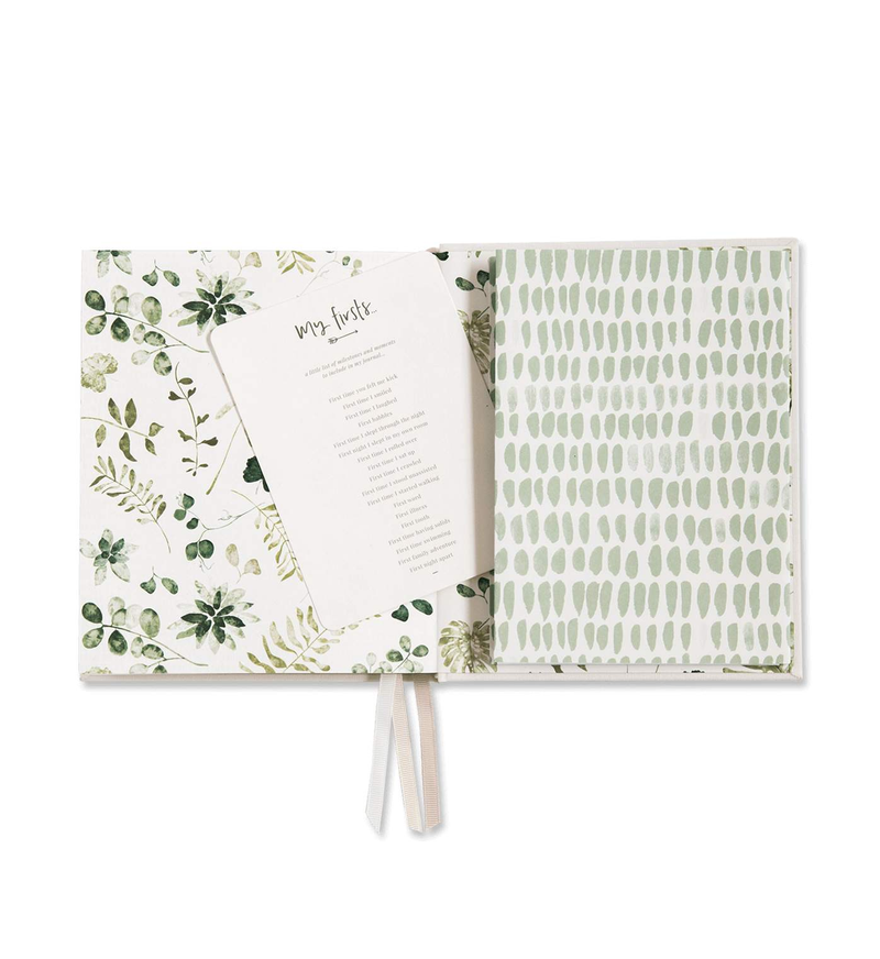 Pregnancy & Baby Journal, Gift-boxed · Cloud - Revel