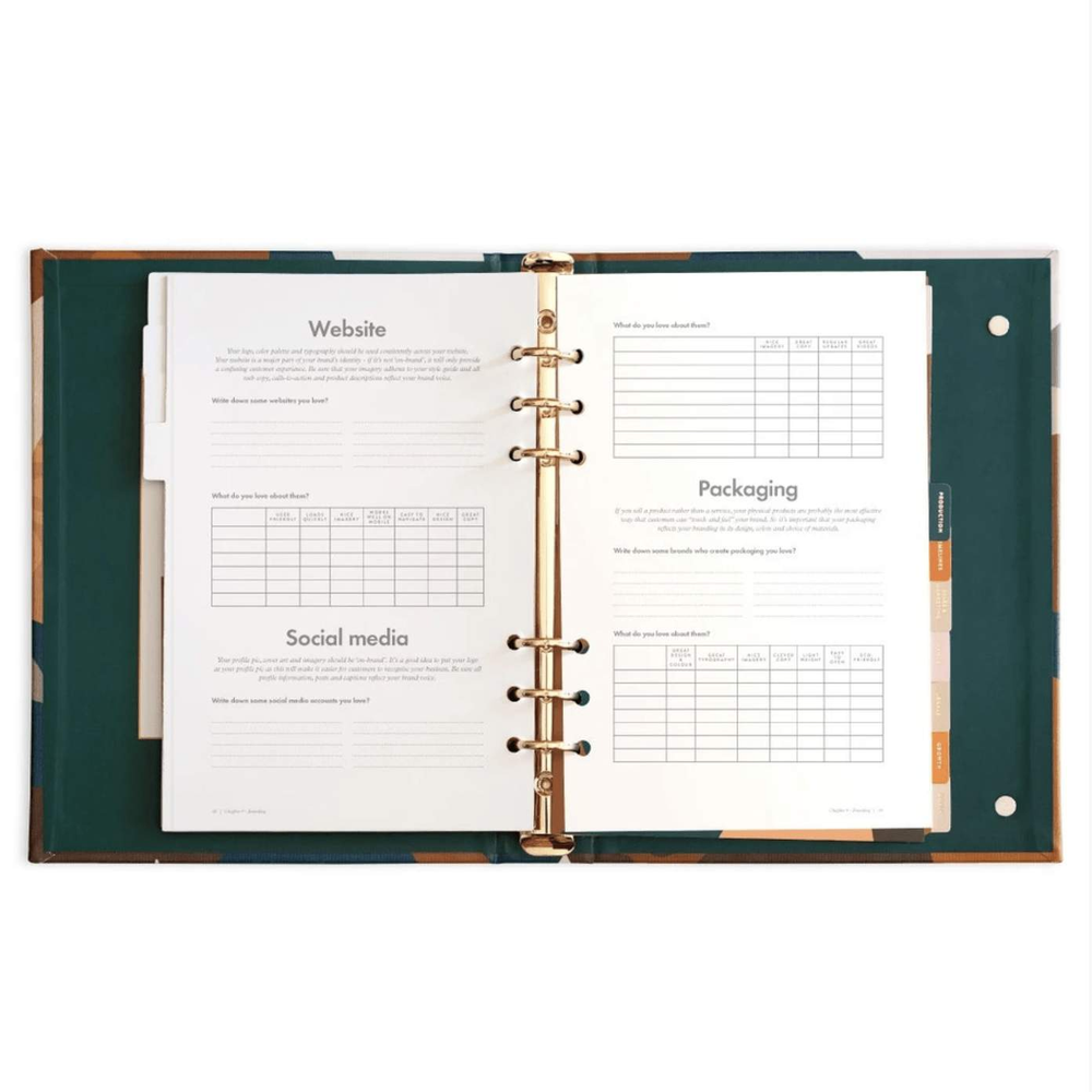 Side Hustle Planner - Revel