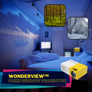 [Promo 30%] WonderView™ Fake Window Projector