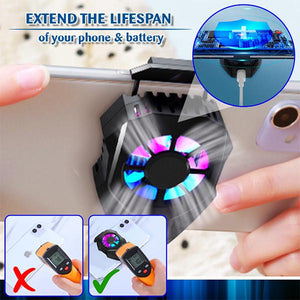 ICESmart Phone Cooling Clip Fan