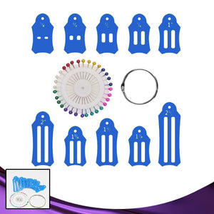 Multi-Folding Fabric Strip Sasher Set