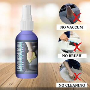 SuperWash Leather Cleaning Spray