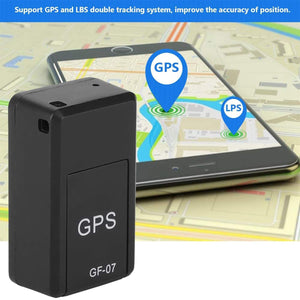 Mini GPS Magnetic Tracker