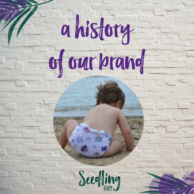 A Brief History of Seedling Baby Cloth Nappies