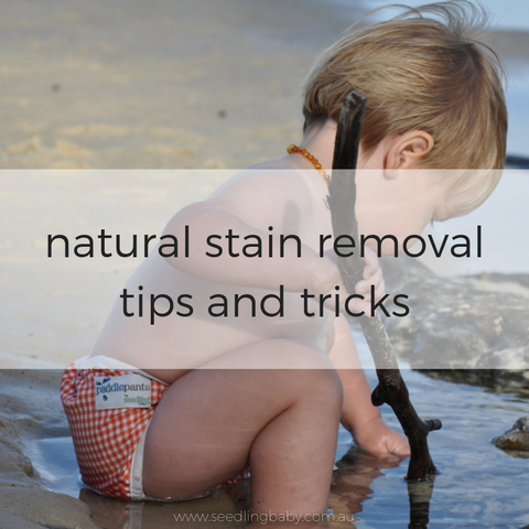 Stain Removal: The Natural Way