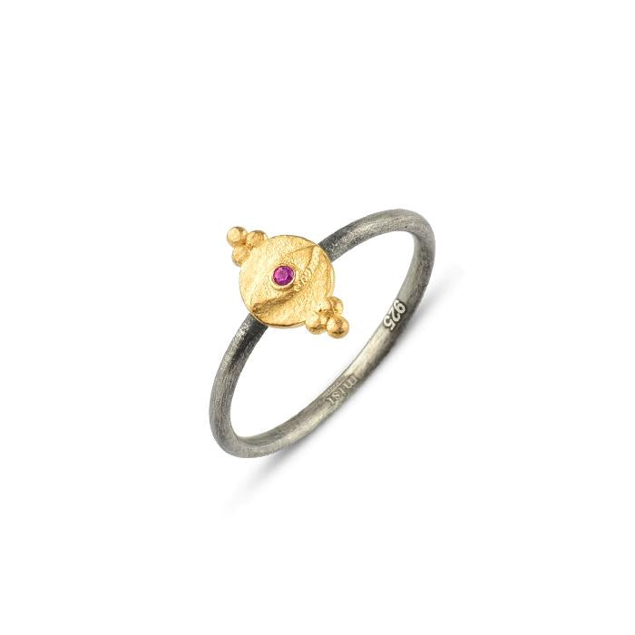 OMEA RING PINK