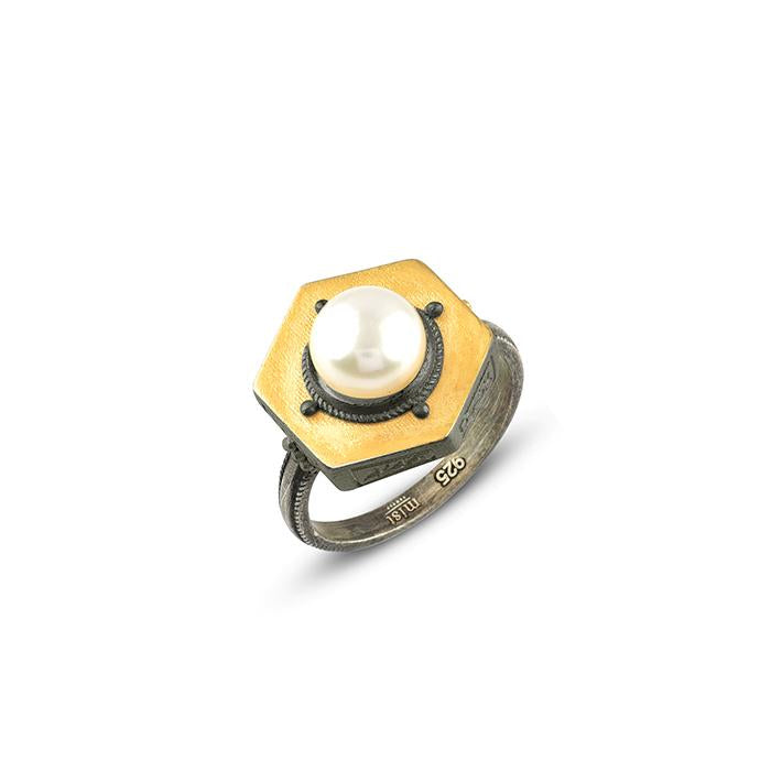ISIS PEARL RING