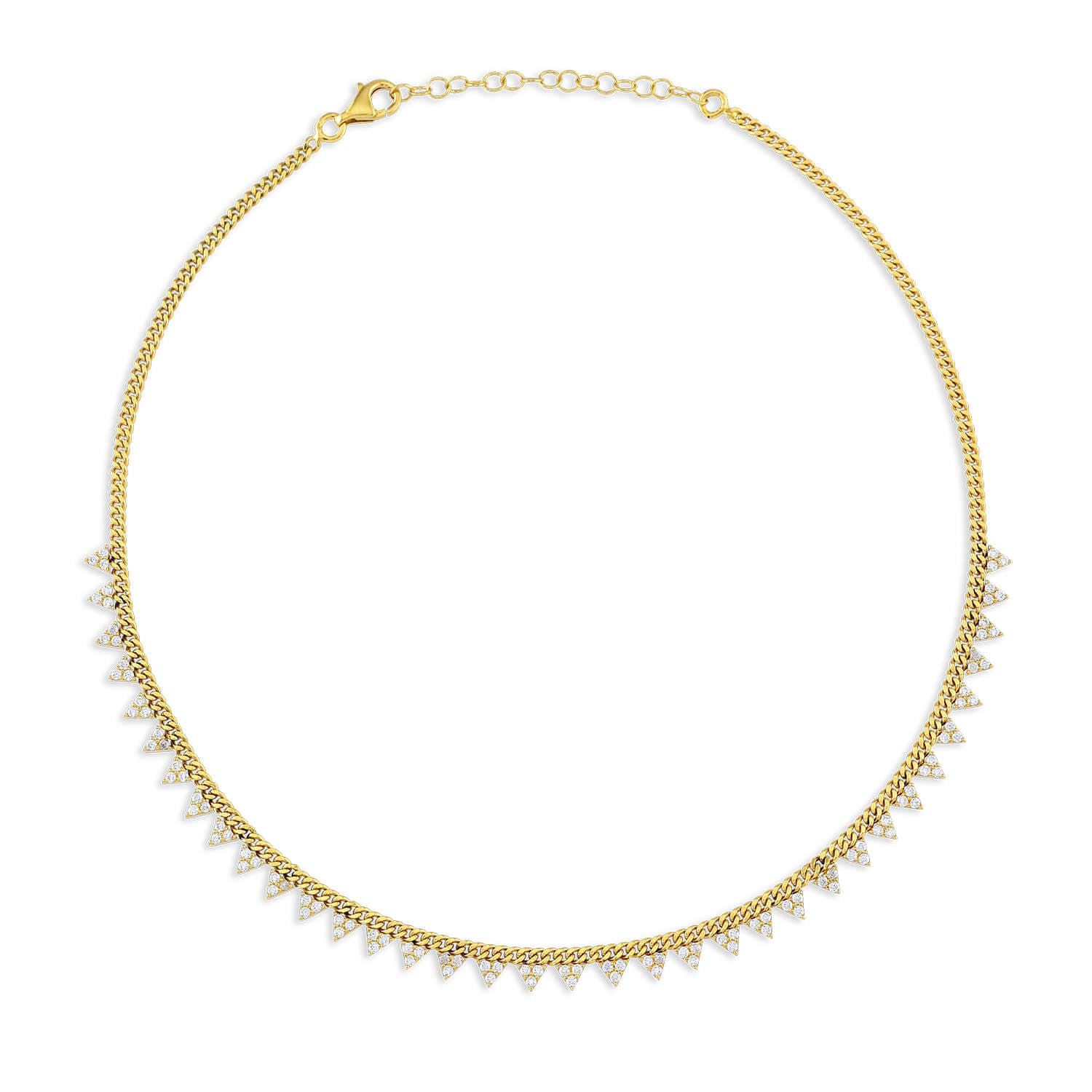 ALKA CHAIN NECKLACE