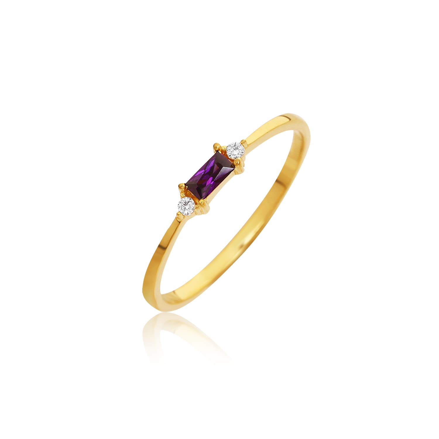 DORA PURPLE RING