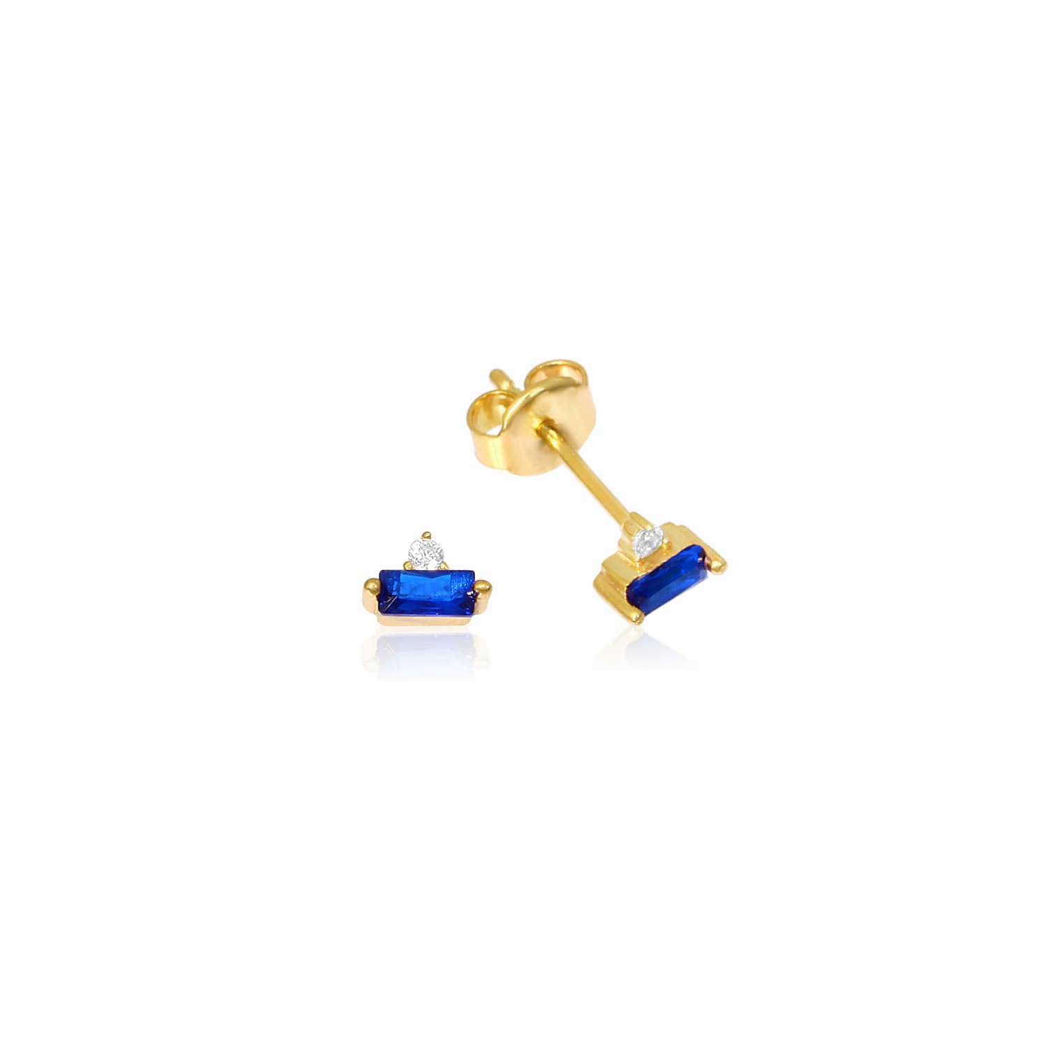 gold plated earrings models