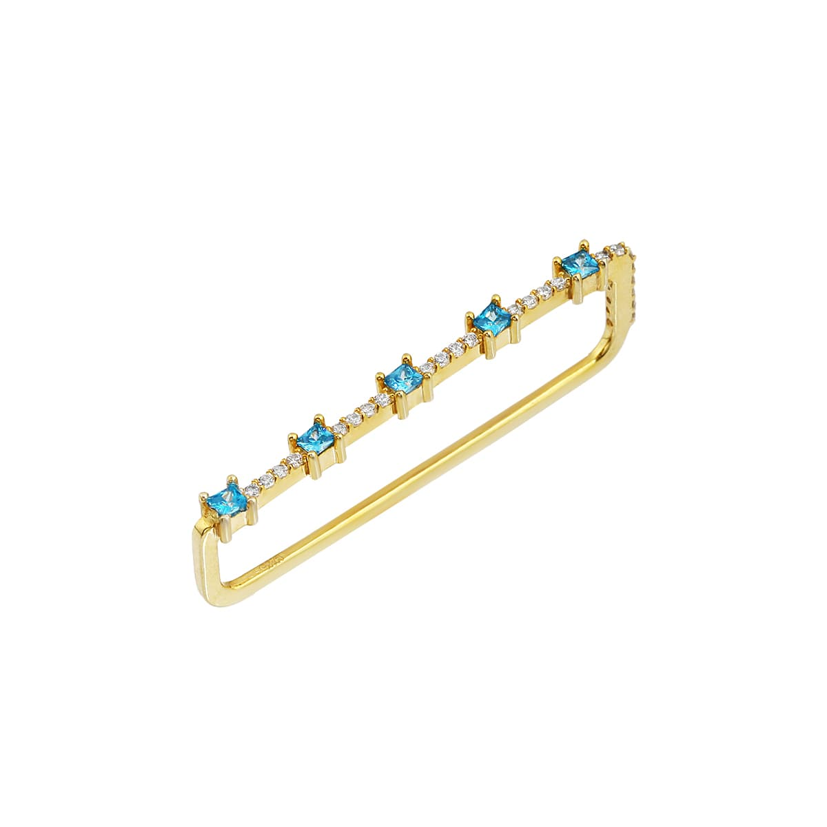 Gold plated silver earhat models