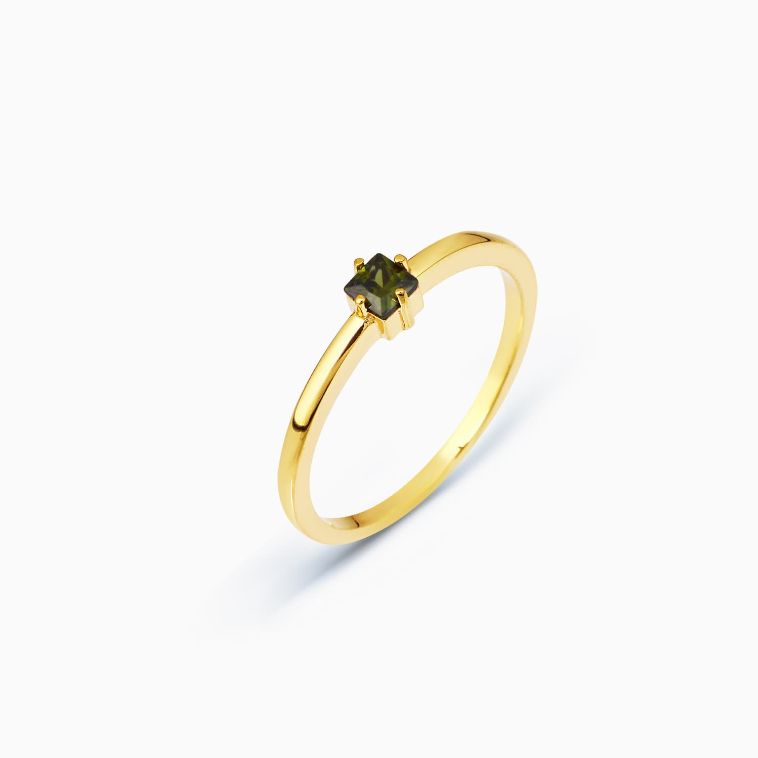 SOLO RING GREEN