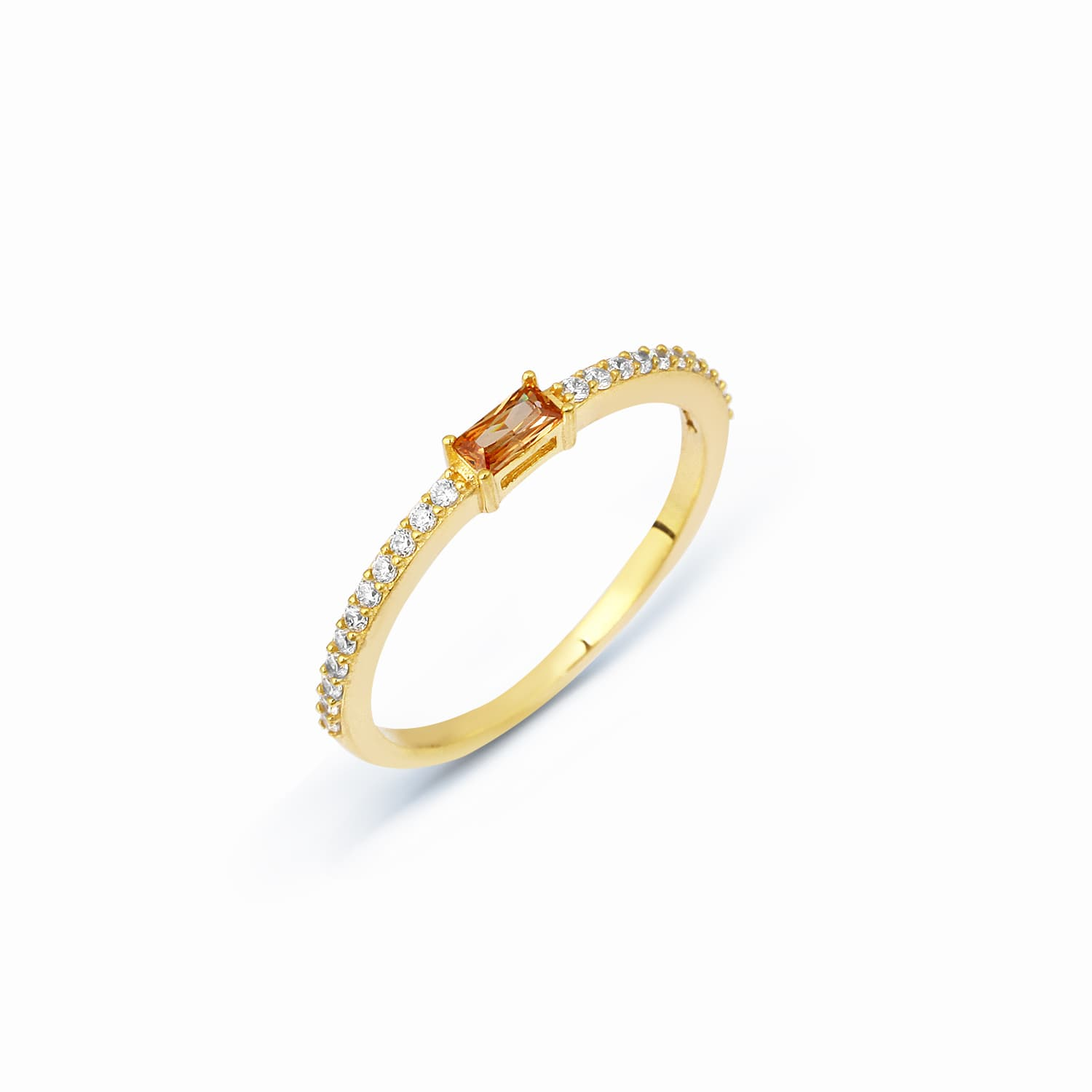 LUCY RING CHAMPAGNE