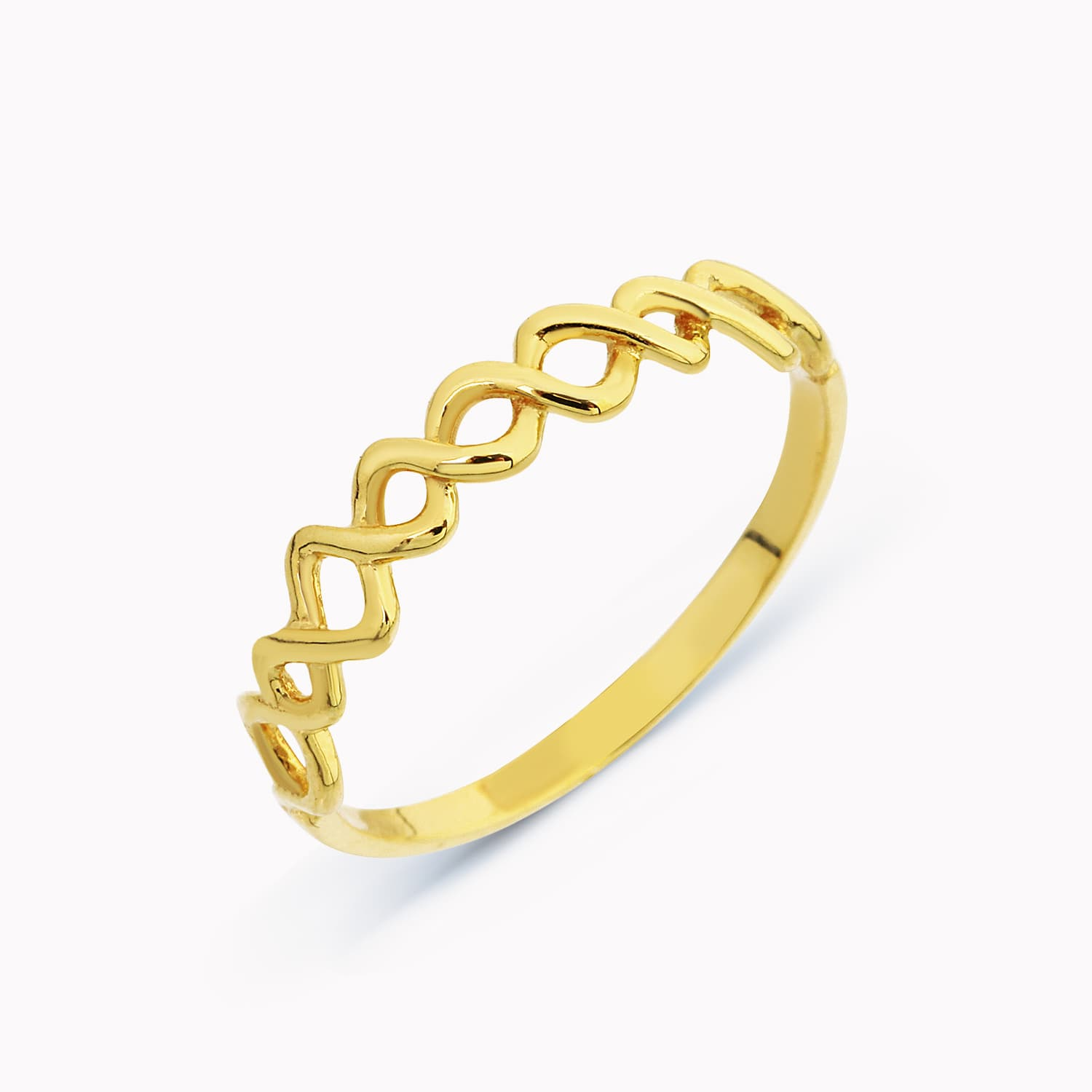 gold plated thin ring models