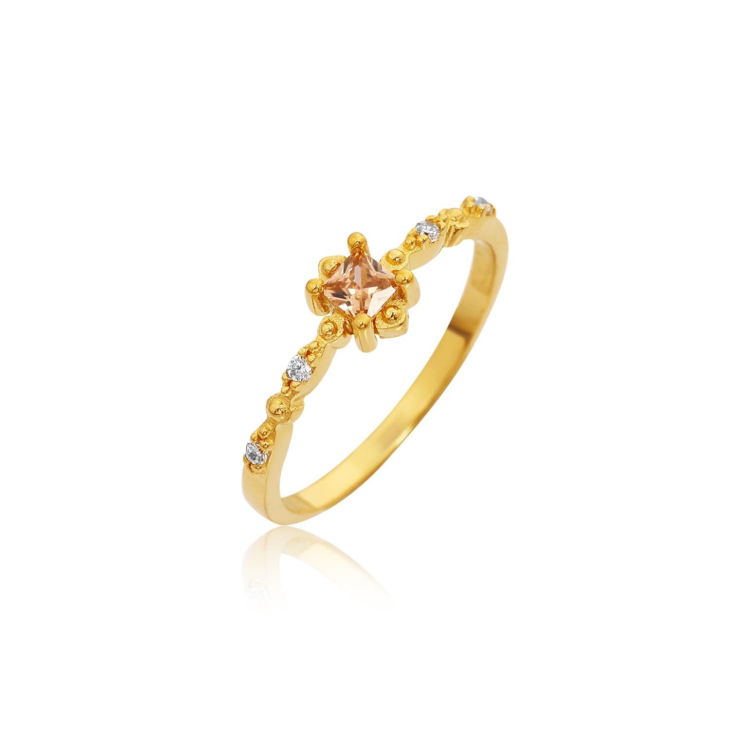 MAGU RING CHAMPAGNE