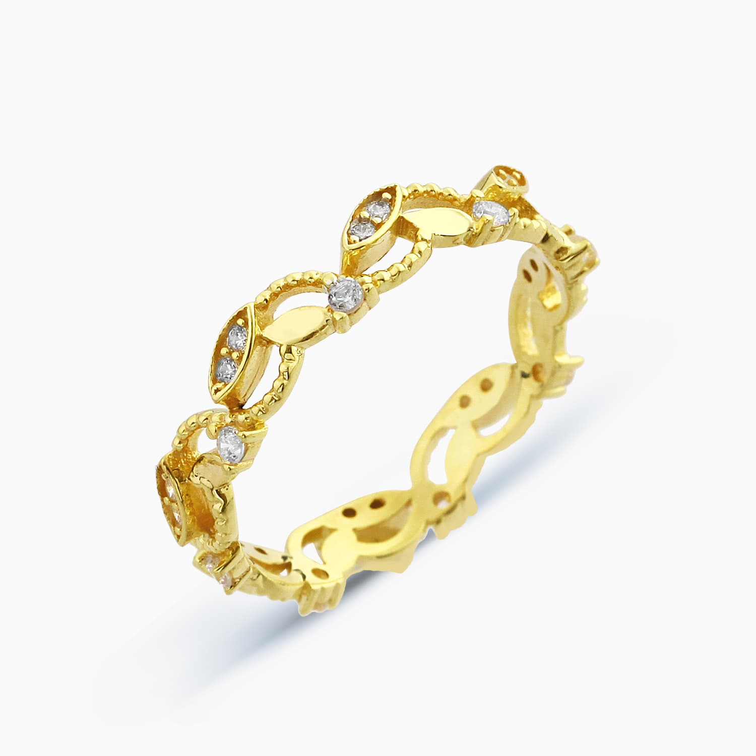 gold plated ring models
