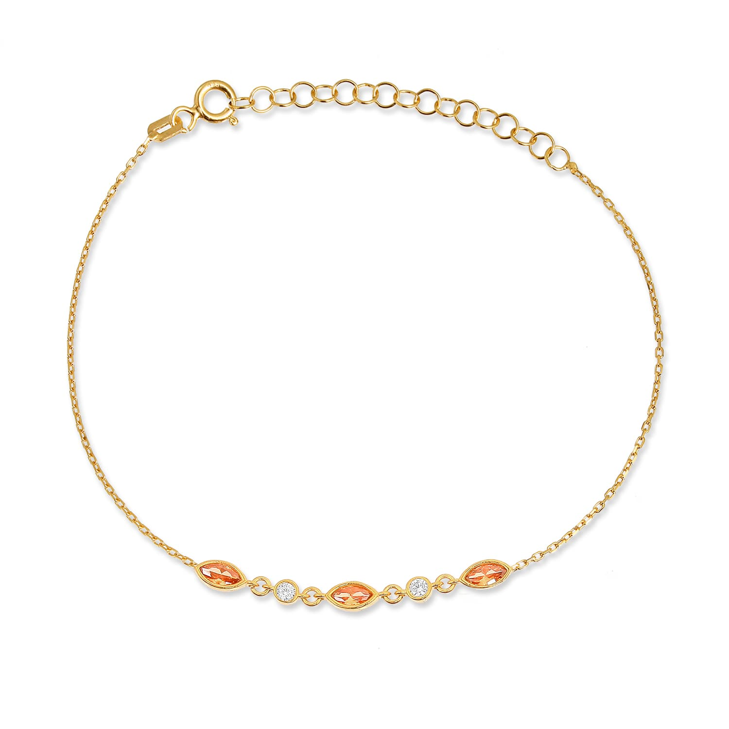 Gold plated bracelet models