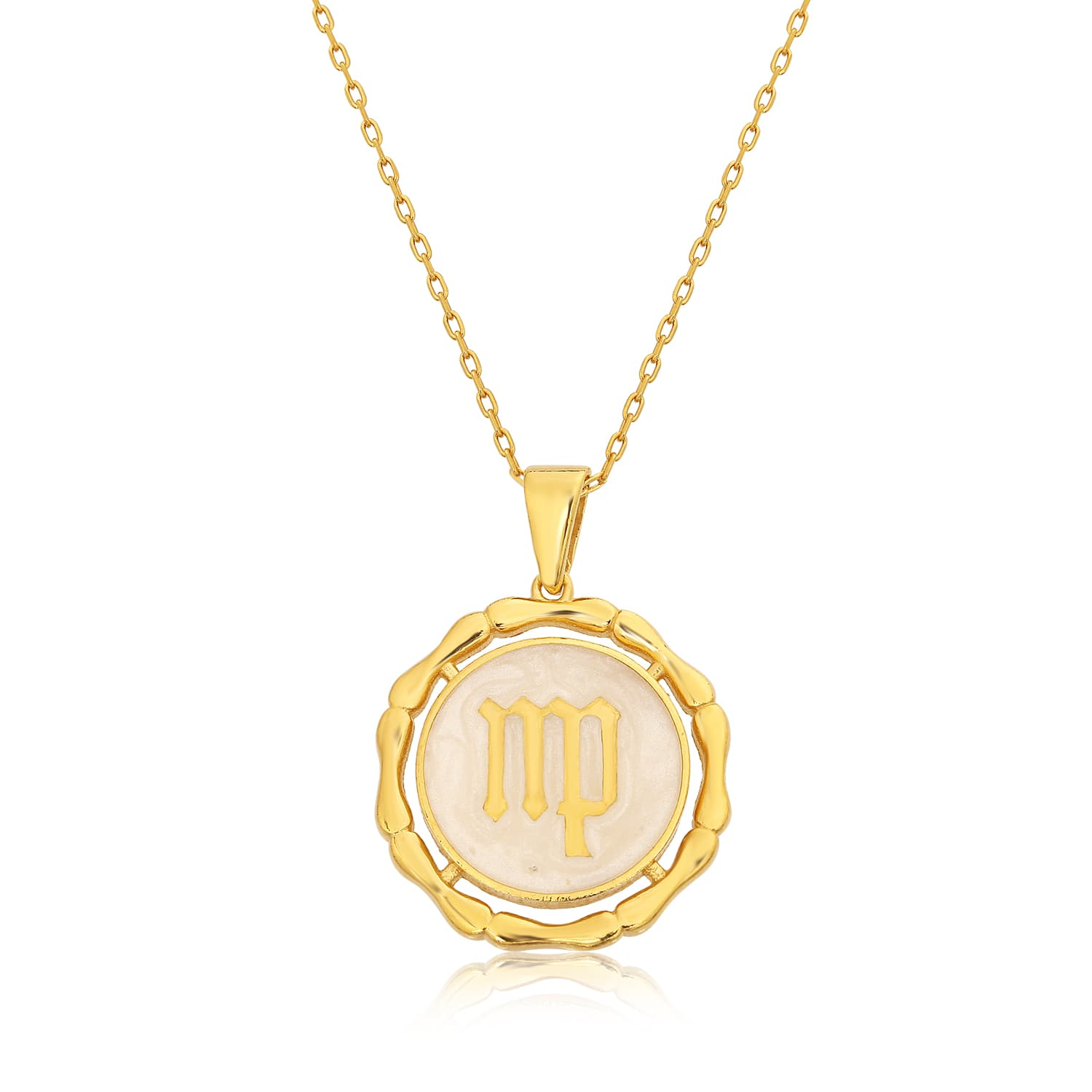 Virgo MINE NECKLACE