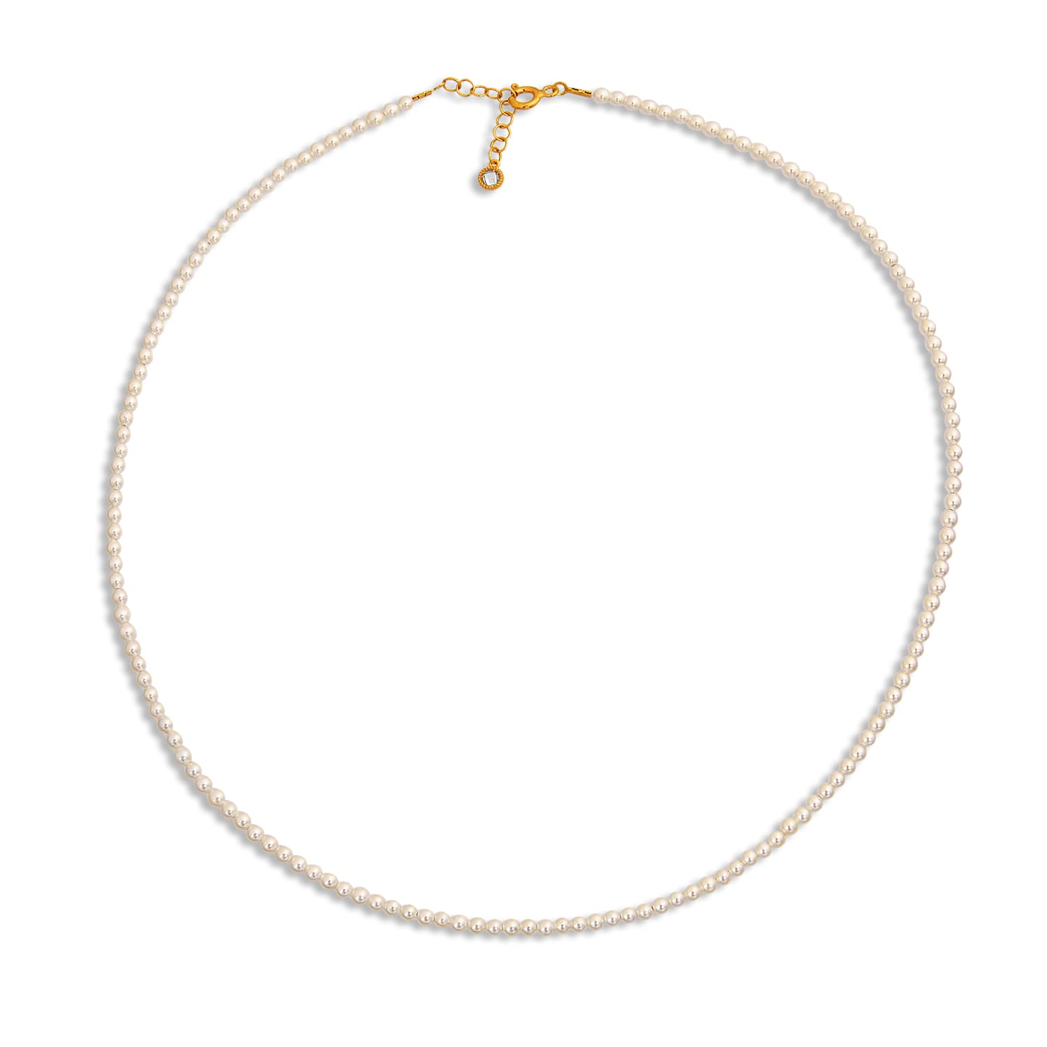 PEARL STRIP NECKLACE
