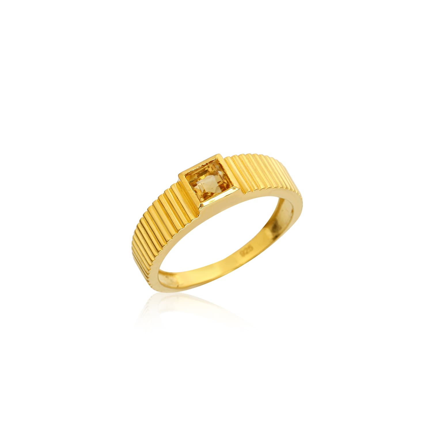 RAE CITRINE RING