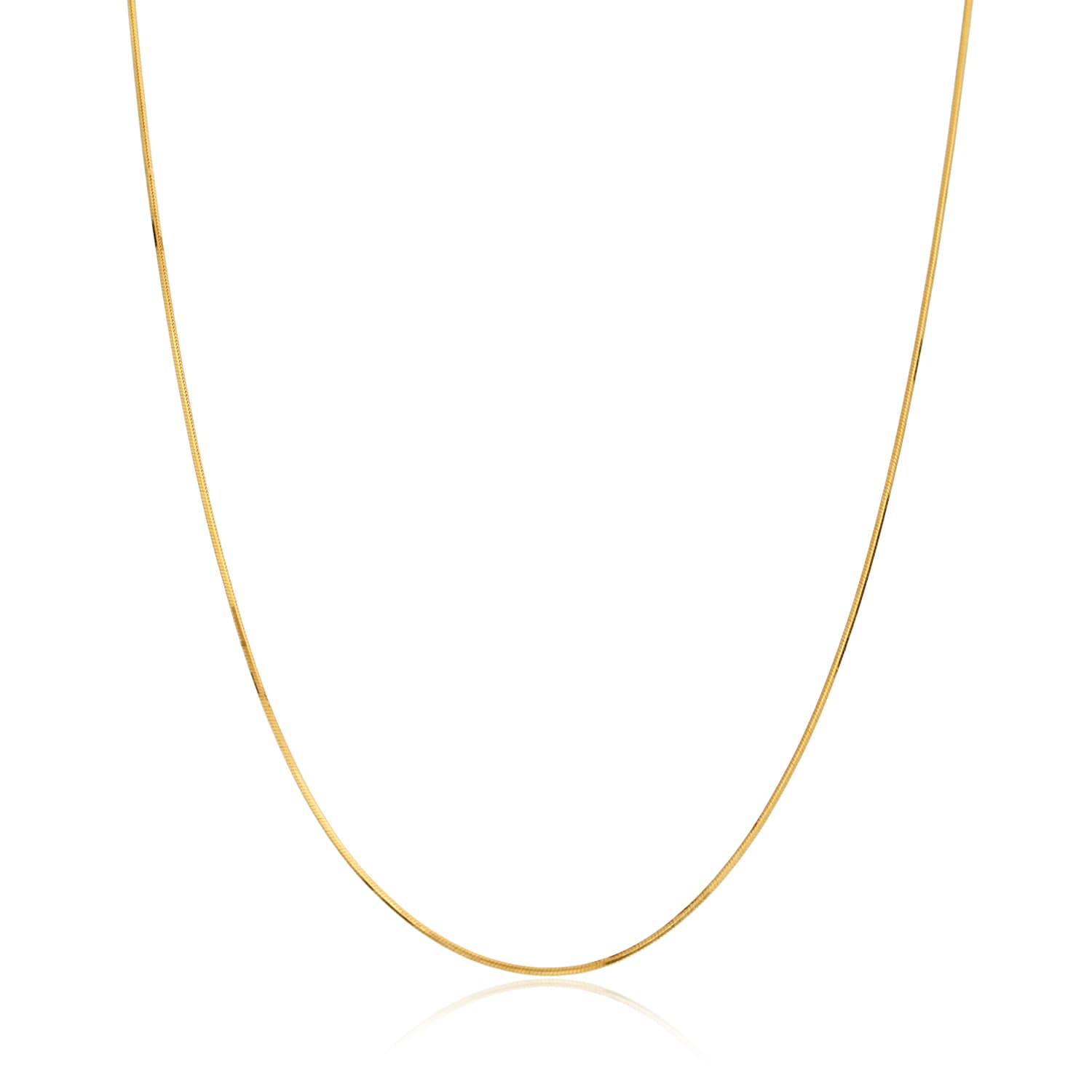 24 carat gold plated silver chain models