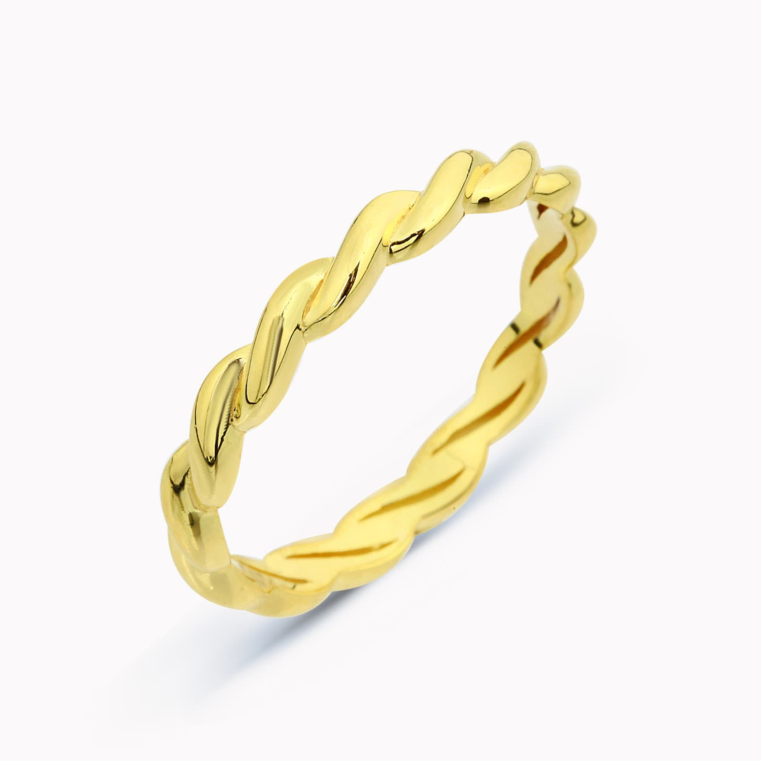Gold plated minimal ring models