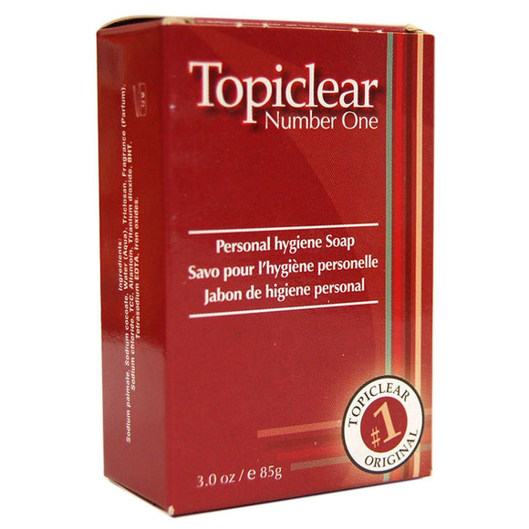 Topiclear No. 1 Soap 85g 3.0oz