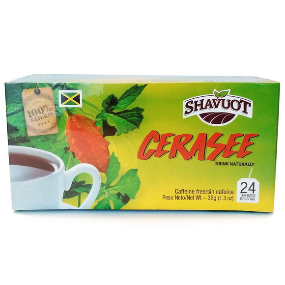 Shavuot Cerasee Tea