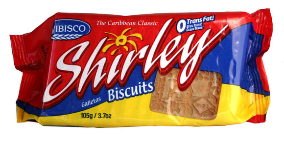 Shirley Malted Biscuit