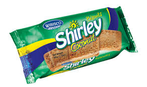 Shirley Malted Coconut Biscuit
